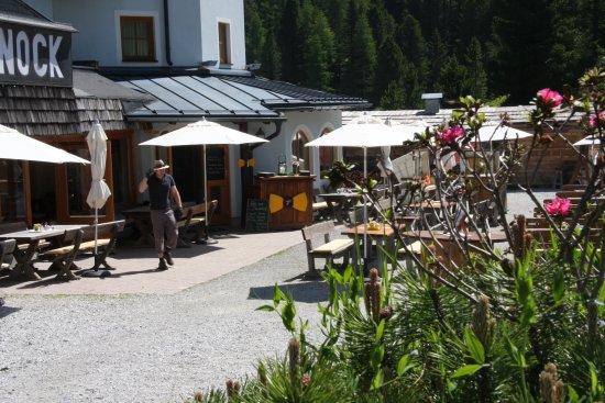 Turracher Hohe, Austria: Sonnenterrasse