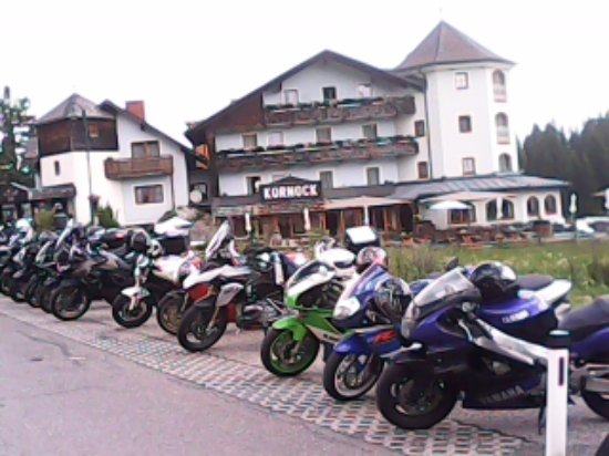 Turracher Hohe, Østrig: Biker4Life