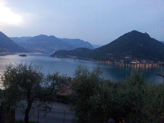 Sulzano, Italia: Bellissimo panorama