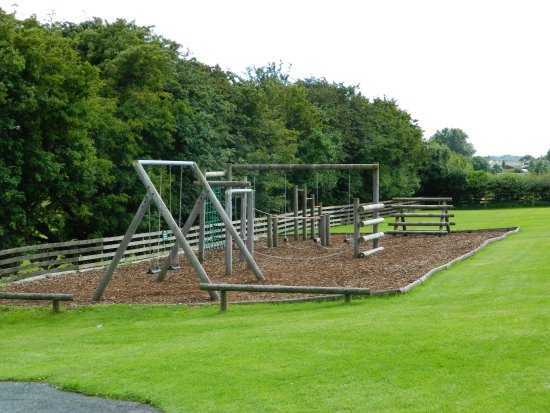 Bolton le Sands, UK: Kids play area