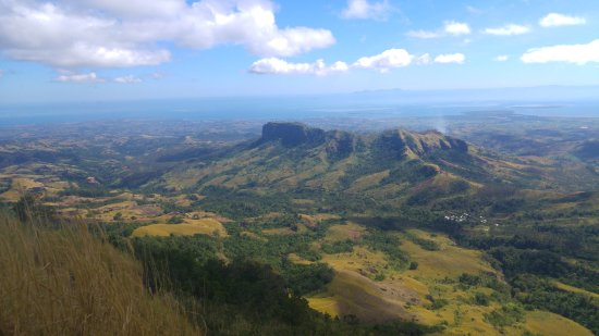 Koroyanitu National Heritage Park: Vantage point 1