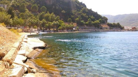 Icmeler Beach: içmeler