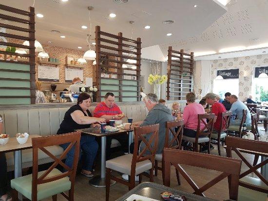 Gretna, UK: The Village Restaurant