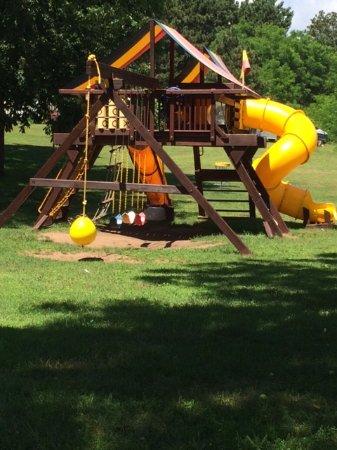 Wabasha, MN: Play structure