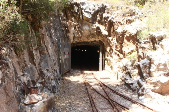 Campiglia Marittima, إيطاليا: Tunnel