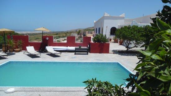 Dar Janoub Maison d'Hotes: Nouveau : une belle piscine à Dar Janoub