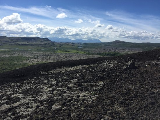 Bifrost, Island: Grabrok Crater