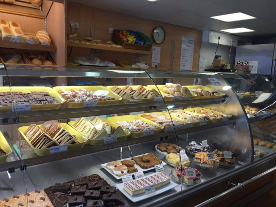 Some of Boscastle bakery cakes