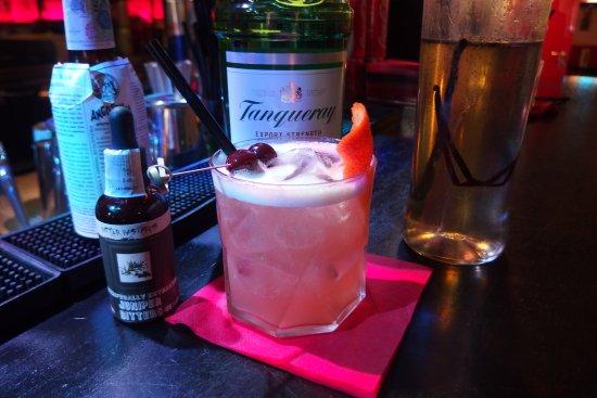 Mate Bar: Gin Sour