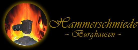 Logo der Hammerschmiede Burghausen