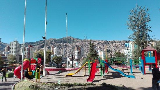 Mirador Laikakota : Playground of the Mrrador