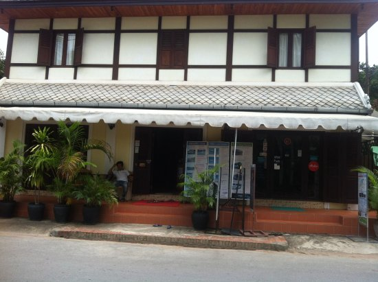 Villa Somphong: The hotel