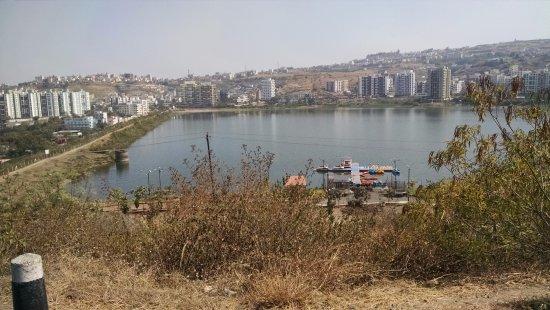 Jambhulwadi Lake