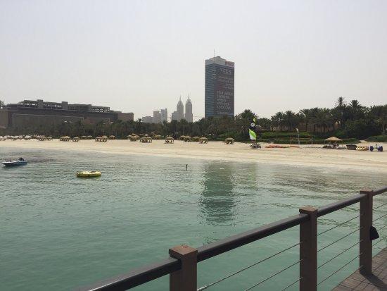 Arabian Court at One&Only Royal Mirage Dubai: Surrounding