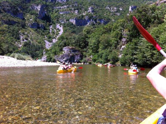 Les Vignes, Francia: Gorges du Tarn