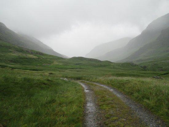 Hiking near the Inn