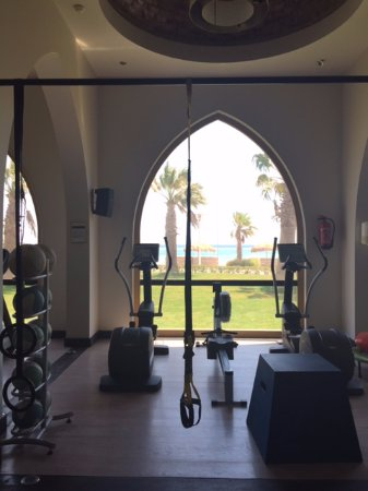 Lax Gym: view from the gym