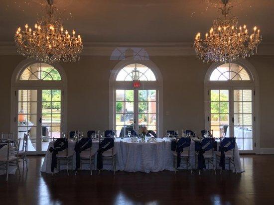 Vale, Carolina del Norte: Wedding at Separk Mansion