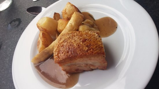 Penarth, UK: One of the best roast's I've ever had!