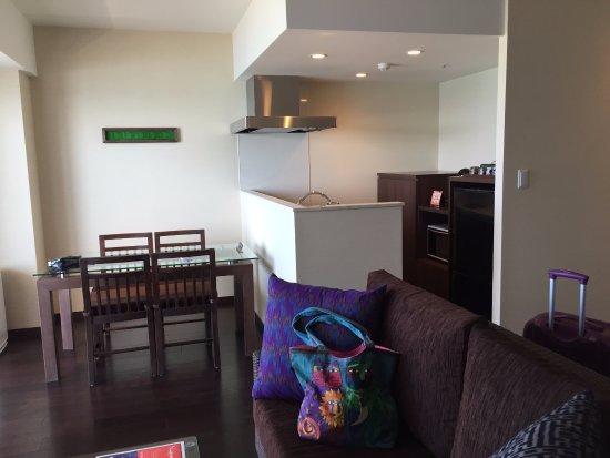 Kafuu Resort Fuchaku Condo Hotel: Family suite condo