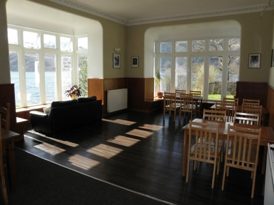 Rowardennan, UK: Lounge Area