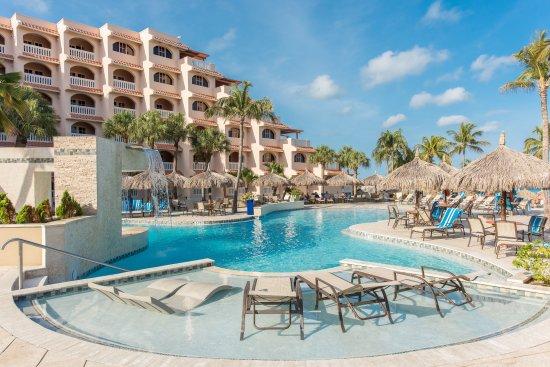 Family Pool Playa Linda Beach Resort Aruba