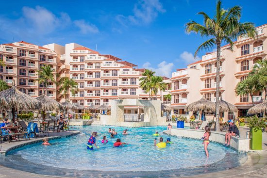 Family Pool Playa Linda Beach Resort Aruba