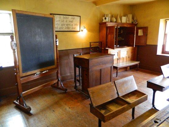 Judges' Lodgings: The Schoolroom