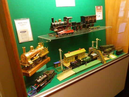 Judges' Lodgings: Hornby display