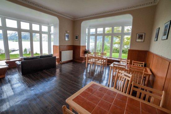 Rowardennan, UK: Guest Area
