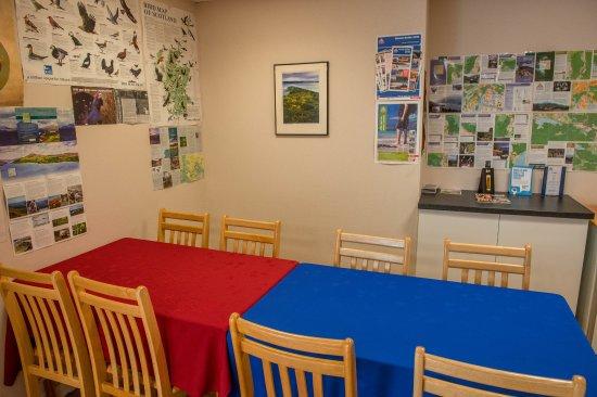 Rowardennan, UK: Guest Dining Area