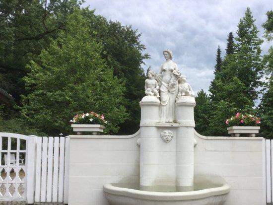 Forst, Niemcy: Eingangsportal
