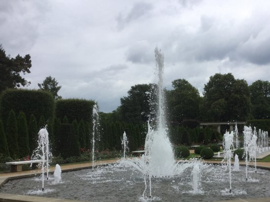 Forst, Deutschland: Wasserspiele