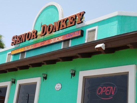 Senor Donkey