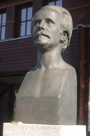 Bad Segeberg, Tyskland: Danke, lieber Karl May!