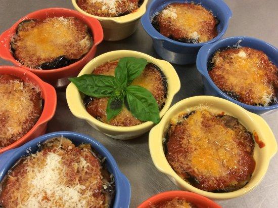 Палайя, Италия: Coccietto di melanzane alla parmigiana