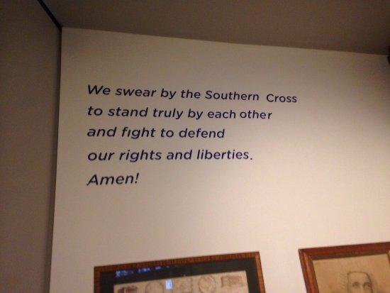 Museum of Australian Democracy at Eureka: photo1.jpg