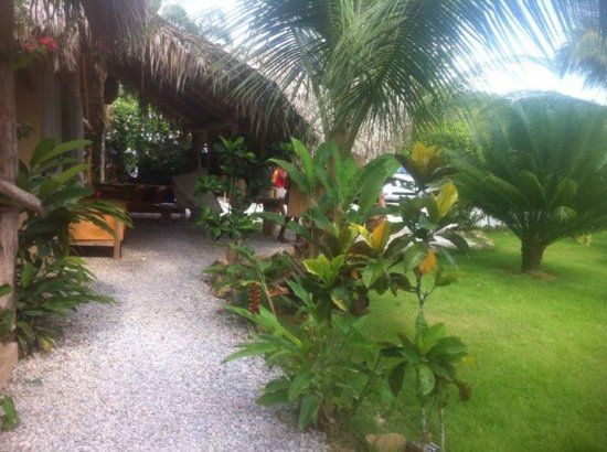 Residence El Balata Aparta Hotel : Acogedora recepcion