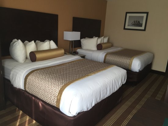 Best Western Cape Cod Hotel: Guest Room