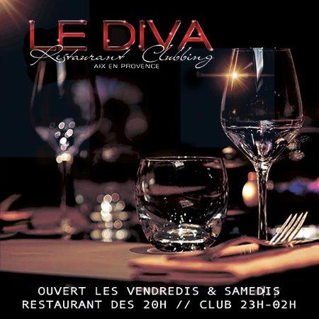 Le Diva : restaurant soiree dansante près de Marseille