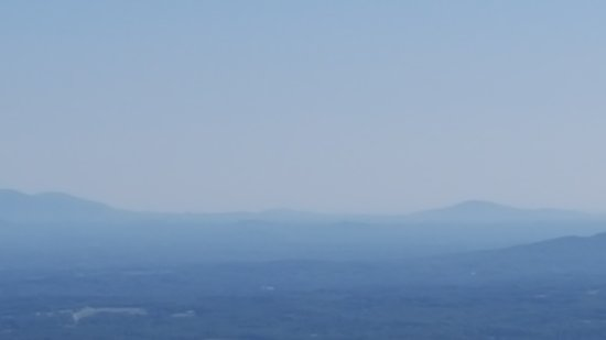 Pinnacle, Karolina Północna: The Blue Ridge