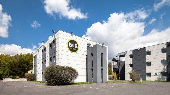b b hotel aulnay sous bois reviews price comparison aulnay sous bois france tripadvisor. Black Bedroom Furniture Sets. Home Design Ideas