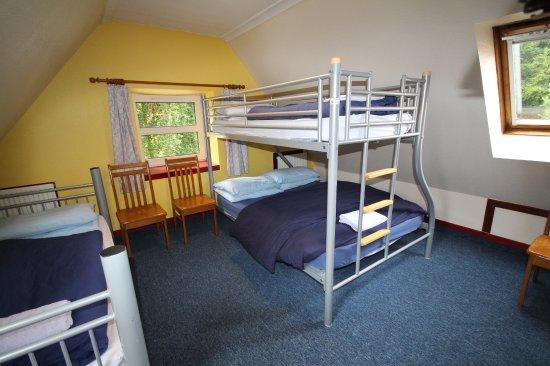 Ratagan, UK: Guest Dormitory