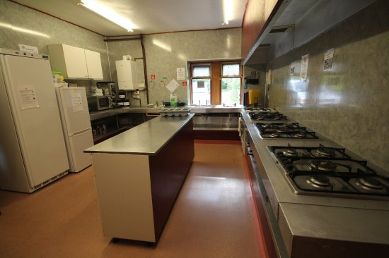 Ratagan, UK: Guest Self Catering Kitchen