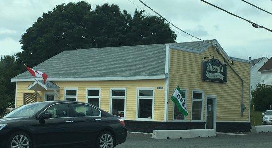 Pugwash, Canada: Sheryl's