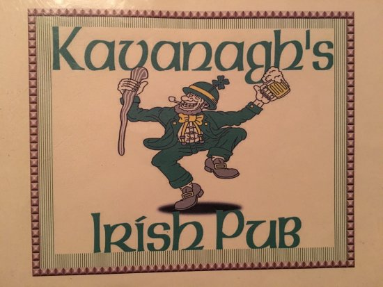‪‪Malaga‬, نيو جيرسي: Kavanaghs Irish Pub and Grille‬