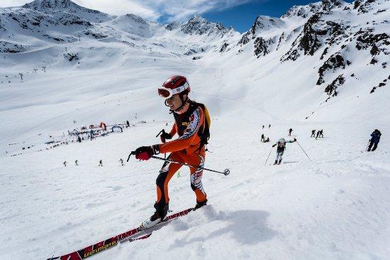 Ordino, Andorra: Competiciones en Vallnord-Arcalís
