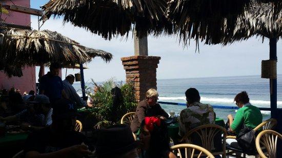 La Fonda Hotel, Restaurant and Spa : Best Brunch on the Coast