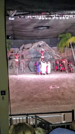 The Crucifixion @ The Story of Jesus - Wauchula, FL