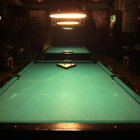 CLUBE Porto Rugby: Snooker